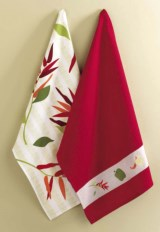 Tag Cotton Dish Towels - 2-Pack