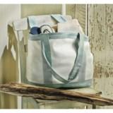 Tag Seaside Canvas Tote Bag