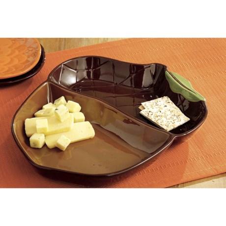 Tag Acorn Chip and Dip Bowl