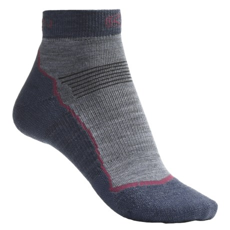 Keen Bellingham Ultralite Socks - 3-Pack, Merino Wool, Quarter-Crew (For Women)