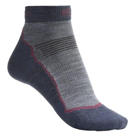 Keen Bellingham Ultralite Socks - 3-Pack, Merino Wool, Quarter-Crew (For Women)