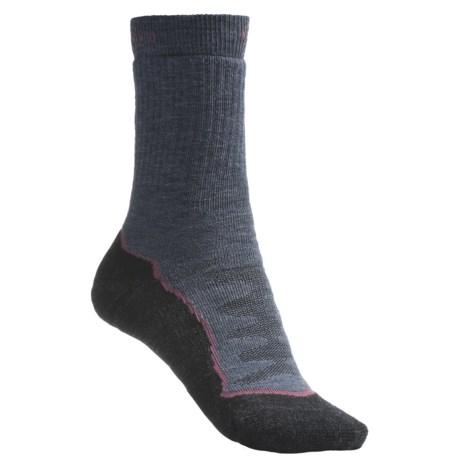 Keen Boulder Canyon Socks - Merino Wool, Midweight, Crew (For Women)
