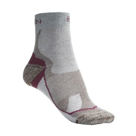 Keen Mt. Airy Lite Socks - Dri-Release®, FreshGuard®, Quarter-Crew (For Women)