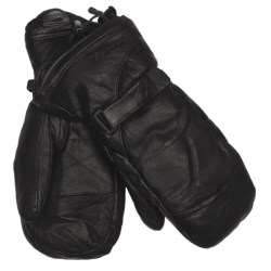 Gordini The Leather Goose II Mittens - Waterproof, 600 Fill Power (For Women)