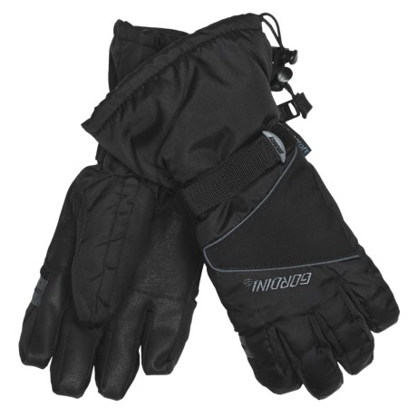 Gordini Aquabloc® Down Gauntlet Gloves - Waterproof, 600 Fill Power (For Women)