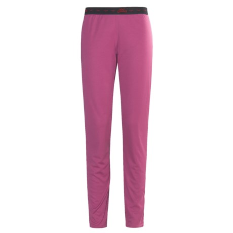 Hot Chillys Peachskins Base Layer Bottoms - UPF 30+, Midweight (For Women)