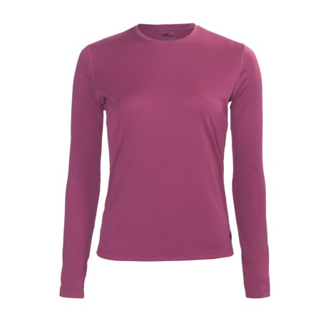 Hot Chillys Peachskins Base Layer Top - Whip Stitch, Midweight, Long Sleeve (For Women)