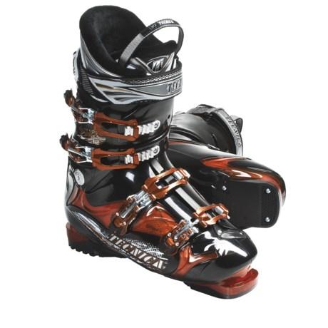 Tecnica 2011/2012 Phoenix 12 Alpine Ski Boots - Air Shell (For Men and Women)