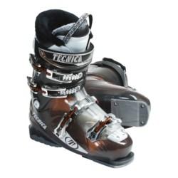 Tecnica 2011/2012 Mega 10 Alpine Ski Boots (For Men and Women)