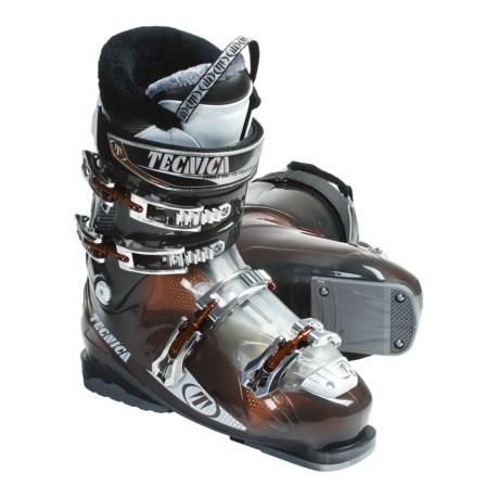 Blizzard Tecnica 2011/2012 Mega 10 Alpine Ski Boots (For Men and Women)