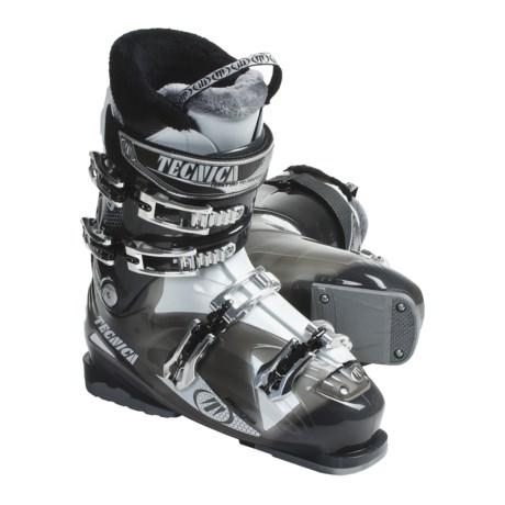 Tecnica Mega 8 Alpine Ski Boots (For Men and Women)