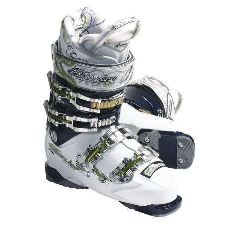 Tecnica 2011/2012 Viva Demon 100 Air Shell Alpine Ski Boots (For Women)