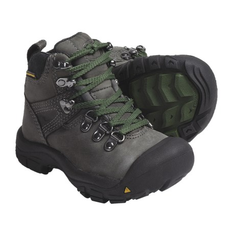 Keen Pyrenees Hiking Boots - Waterproof (For Kids and Youth)