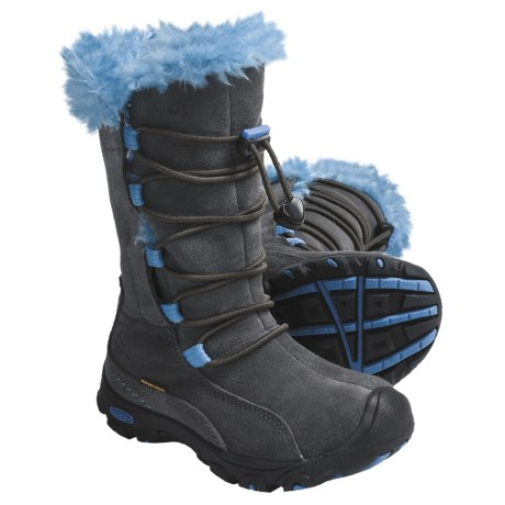Keen Brighton Winter Boots - Waterproof, Suede (For Kids and Youth)