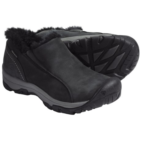 Keen Brighton Slip-On Shoes - Waterproof, Insulated (For Women)