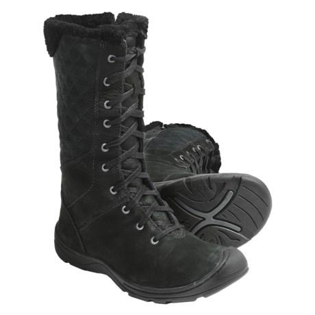Keen Crested Butte High Boots - Nubuck, Insulated (For Women)