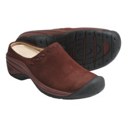 Keen Chambers Clogs - Suede (For Women)