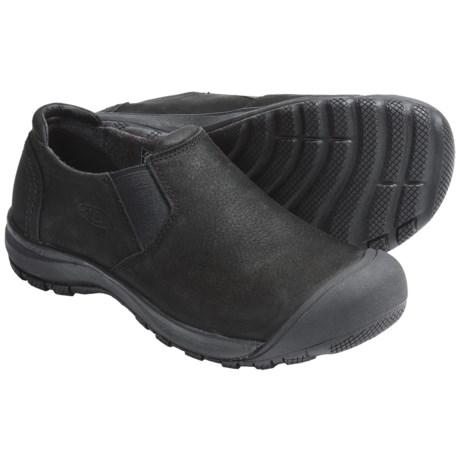 Keen Pearson Shoes - Nubuck, Slip-Ons (For Men)