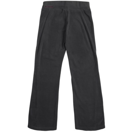 Columbia Sportswear Glacial Pants - Microfleece (For Youth Girls)