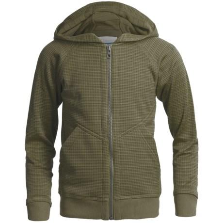 Columbia Sportswear Sunset Peak Fleece Hoodie Jacket (For Youth Girls)