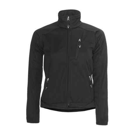 Descente Team Jacket - Soft Shell (For Women)