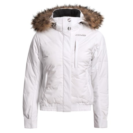 Descente DNA Pixi Down Jacket - 595 Fill Power, Raccoon Fur Trim (For Women)