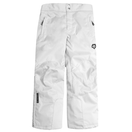 Descente Carve Jr. Snow Pants- Insulated (For Boys and Girls)