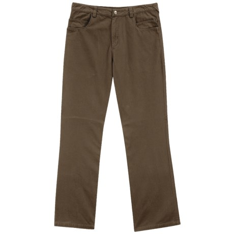 Ibex OC Canvas Pants - Organic Cotton (For Men)