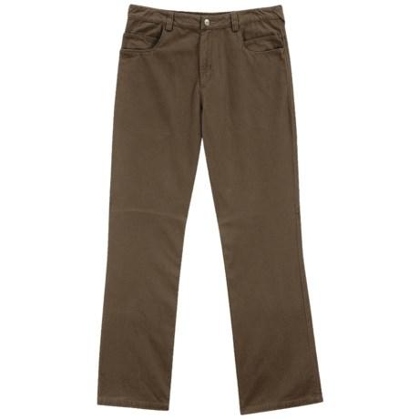 Ibex OC Canvas Pants - Organic Cotton (For Men)
