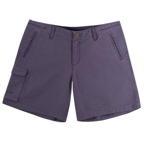 Ibex Gozo Long Shorts (For Women)