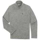 Ibex Scout Pullover - Merino Wool, Zip Neck (For Men)
