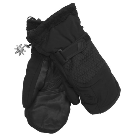 LEKI Gore-Tex® Angel S Ski Mitten - Waterproof, Insulated (For Women)