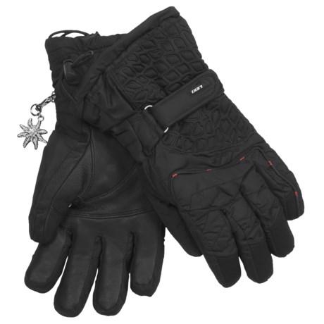 LEKI Gore-Tex® Canny S Ski Gloves - Waterproof, Insulated (For Women)