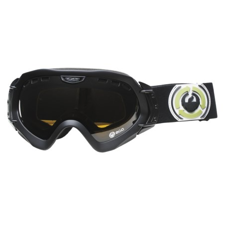 Dragon Alliance Mace ECO Snowsport Goggles - Extra Ionized Lens