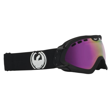 Dragon Optical Mace Snowsport Goggles - Ionized Lens