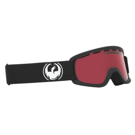 Dragon Alliance Lil D Snowsport Goggles (For Kids)