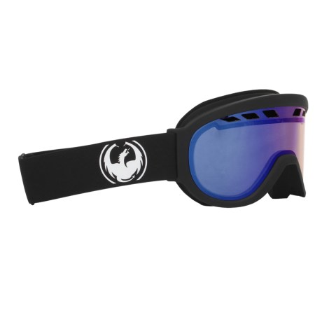 Dragon Alliance D1XT Snowsport Goggles - Ionized Lens