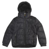 Fera Jr. Spaceman Print Jacket - Insulated (For Youth Boys)