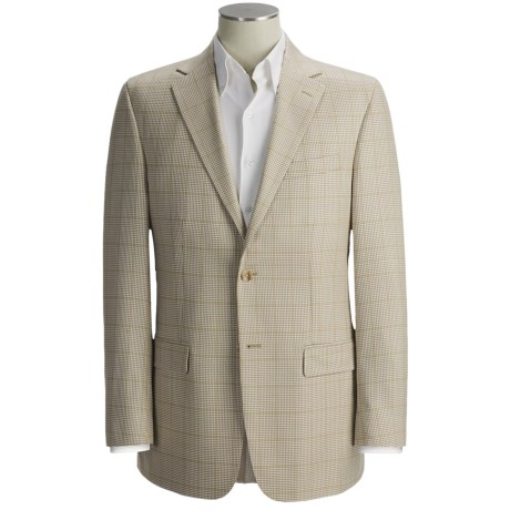 Holbrook Houndstooth Sport Coat - Silk-Wool (For Men)