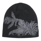 Screamer Lily Beanie Hat - Fleece Lining (For Women)