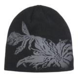 Screamer Lily Beanie Hat - Fleece Lining (For Women)
