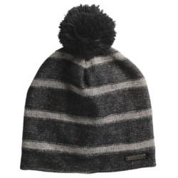 Screamer Twitter Beanie Hat - Fleece Lining (For Women)