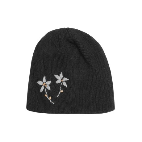 Screamer Eden Beanie Hat (For Women)