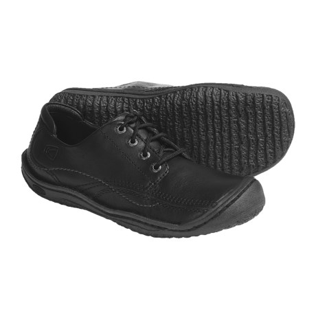 Keen Golden Lace Shoes - Leather (For Women)
