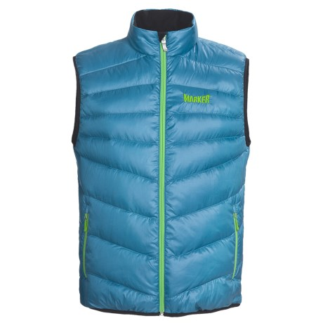 Marker Torch Down Vest - 600 Fill Power (For Men)