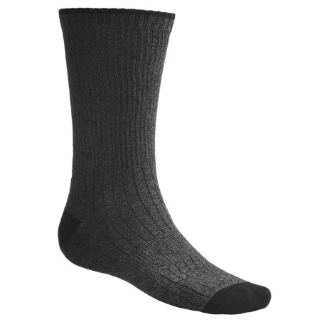 Windsor Collection Cotton Blend Casual Socks - Lightweight (For Men)