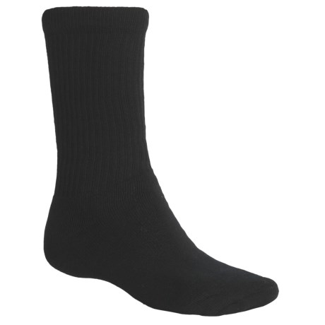 ECCO Cushioned Golf Socks - 3-Pack, Crew (For Men)