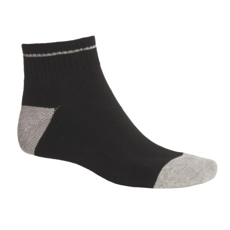 ECCO Cushioned Anklet Golf Socks - 2-Pack, Pima Cotton (For Men)