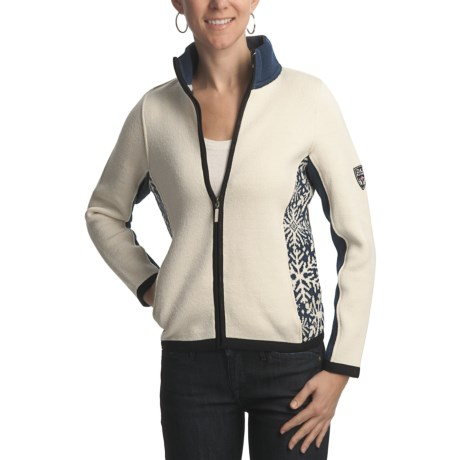 Dale of Norway Blafjell Sweater Jacket - Water Repellent (For Women)