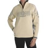 Dale of Norway Stetind Windstopper® Wool Sweater - Neck Zip (For Women)